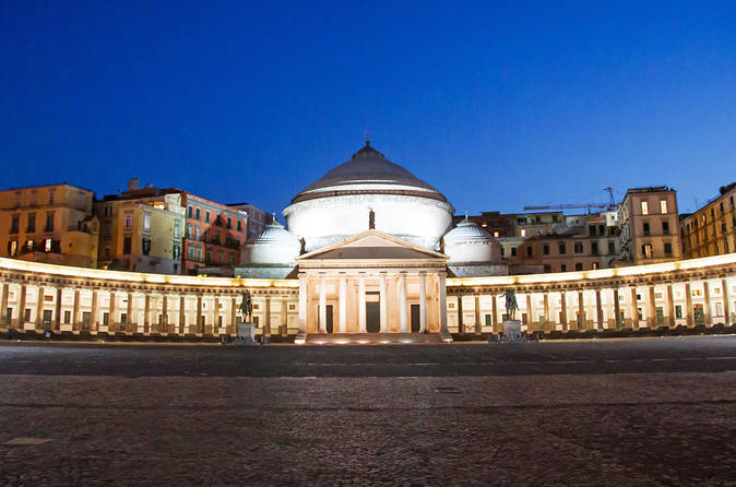 TRANSFER FROM  ROME TO NAPLES