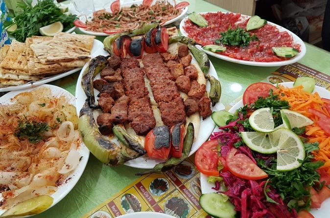 Adana Daily Food Tour from Istanbul with flights