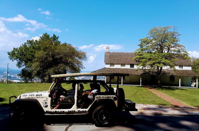 Hillbilly Jeep Turs