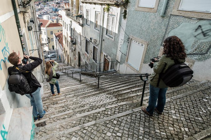 Discover Lisbon with a photographer - Private photo walk