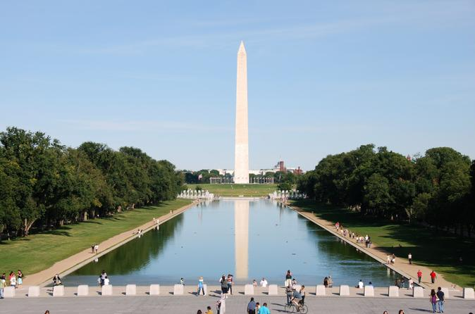 Half-Day Grand Tour of Washington DC