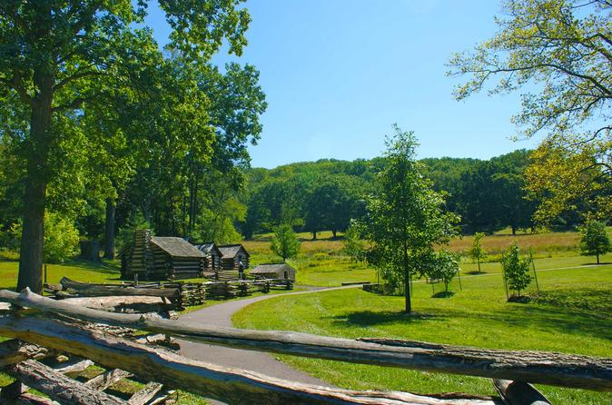 Private Valley Forge National Historic Park Tour from Philadelphia