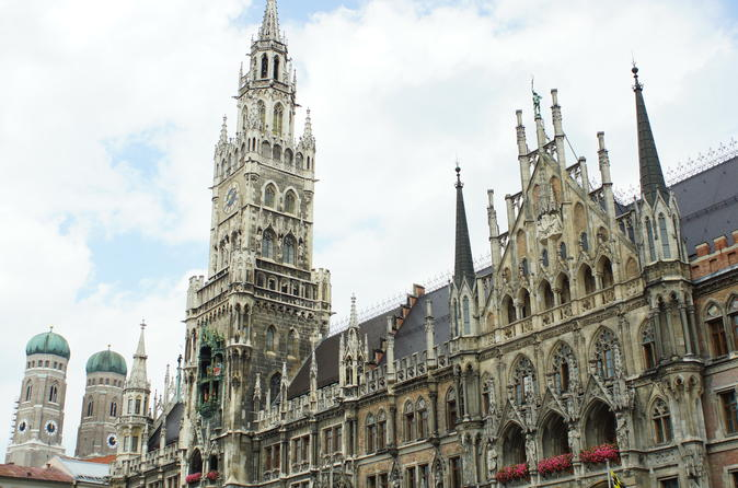 Munich Old Town for Curious Minds (Private Walk)