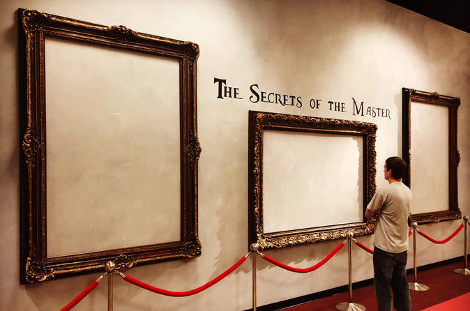 Secrets Of The Master Escape Room