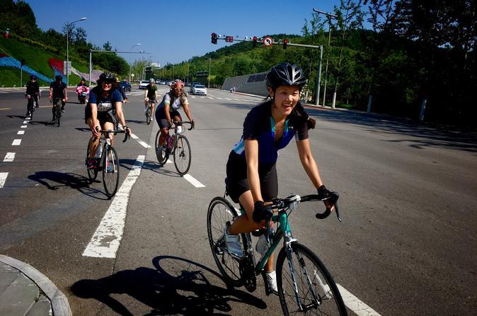Road Cycling Beijing: Serk Saturday Club Ride