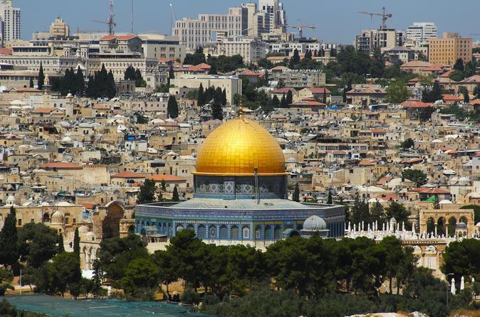 Half Day Jerusalem Tour from Jerusalem