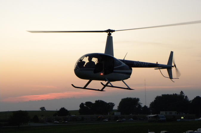 Lake Minnetonka - Scenic Helicopter Tour