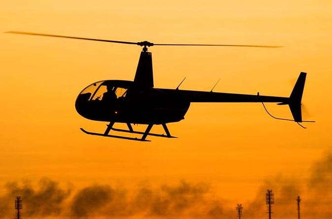 Minneapolis to Saint Paul Scenic Helicopter Tours