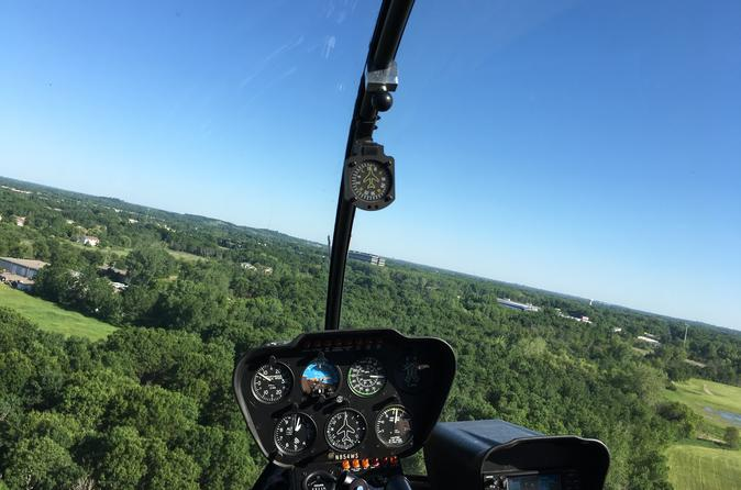 St Croix River - Scenic Helicopter Tour