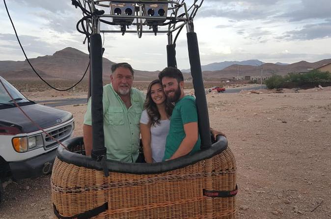 Private Hot Air Balloon Ride & Breakfast