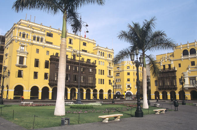 Colonial and Modern Lima