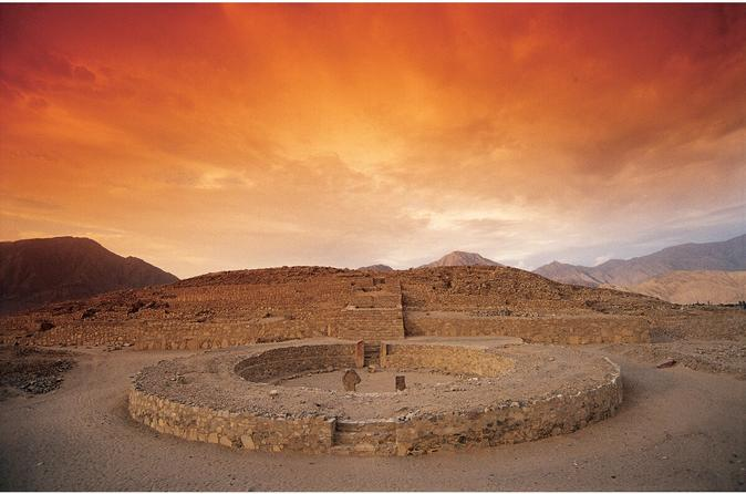 Caral The Oldest city in America day trip