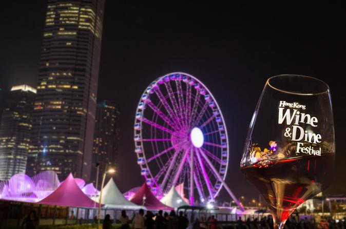 Footsteps of an Authentic Hong Kong Foodie (Wine & Dine Festival 2018)