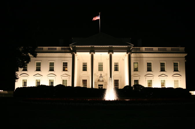 Washington DC Haunted Houses Walking Tour