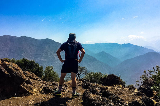 Andes Hike 12k