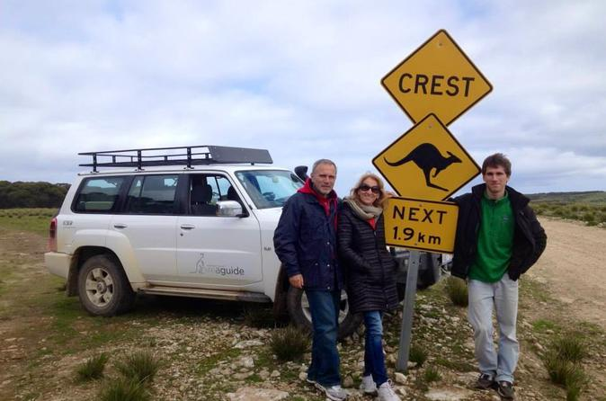 Kangaroo Island 4WD Full-Day Tour - Seal Bay