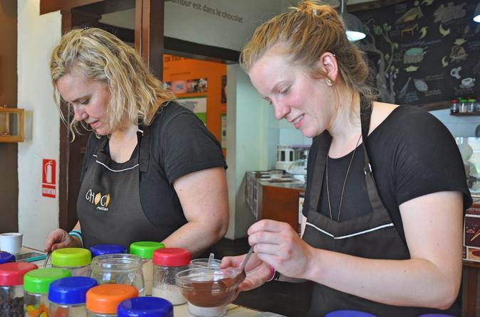 Bean To Bar Chocolate Workshop (Arco ChocoMuseo) - Antigua