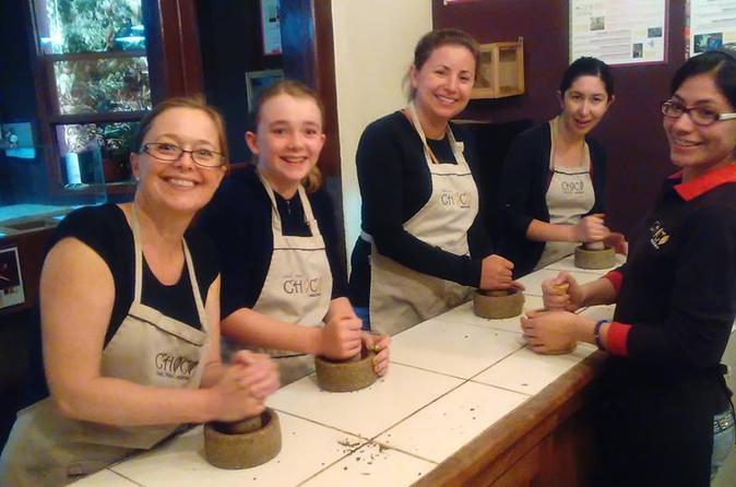 Cusco ChocoMuseo: From Bean to Bar Chocolate Workshop