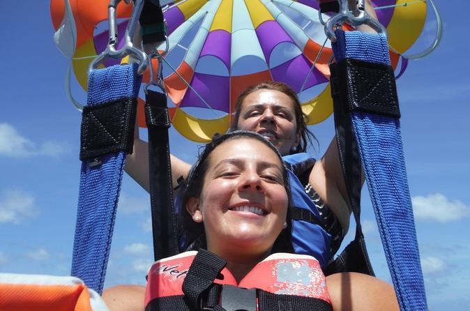 Aruba Parasailing Adventure