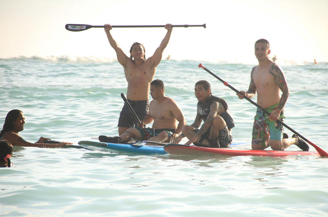 Stand Up Paddle Board Rental - Weekly