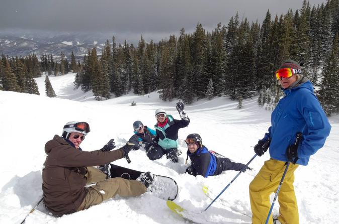 Private 1 Day Ski Getaway - Copper or Winterpark