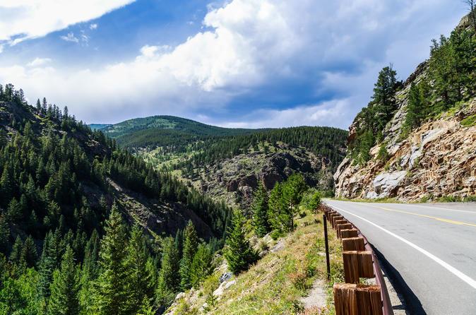 Scenic Mt. Evans Tour