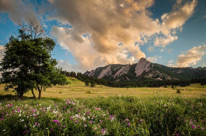 Small-Group Boulder Flatirons Explorer from Denver