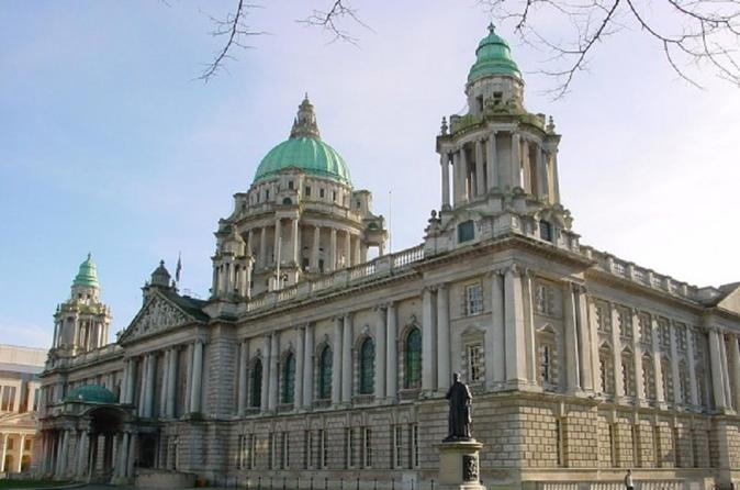 Belfast and Monasterboice Day Tour From Dublin Including Titanic Experience