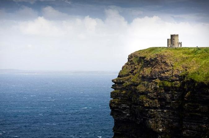 Cliffs of Moher, King John's Castle and the Burren Tour From Dublin