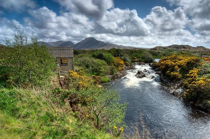 Connemara and Galway Day Tour from Dublin
