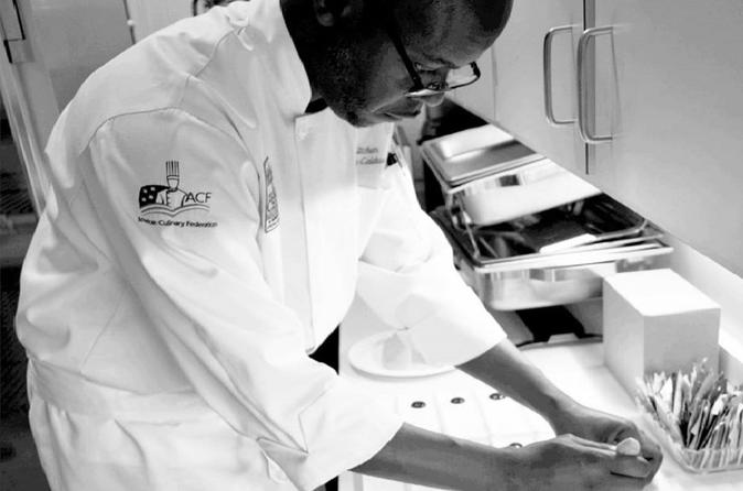 Personal Chef Dining Experience With An Acclaimed Chef!