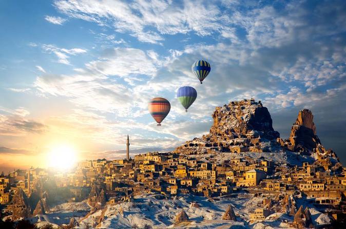 Daily Ragular Cappadocia Tour