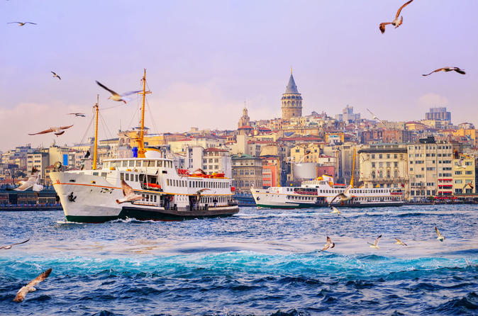 Half Day Istanbul Bosphorus Tour