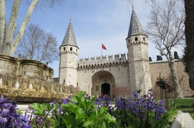 Private Full Day Old City Tour of Istanbul