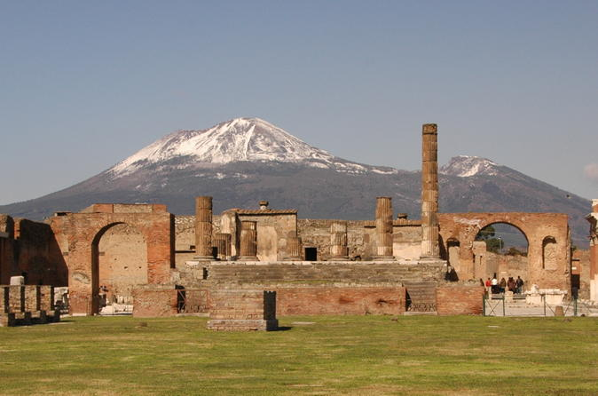 Full day small group pompeii tour from sorrento with local wine in sorrento 195536