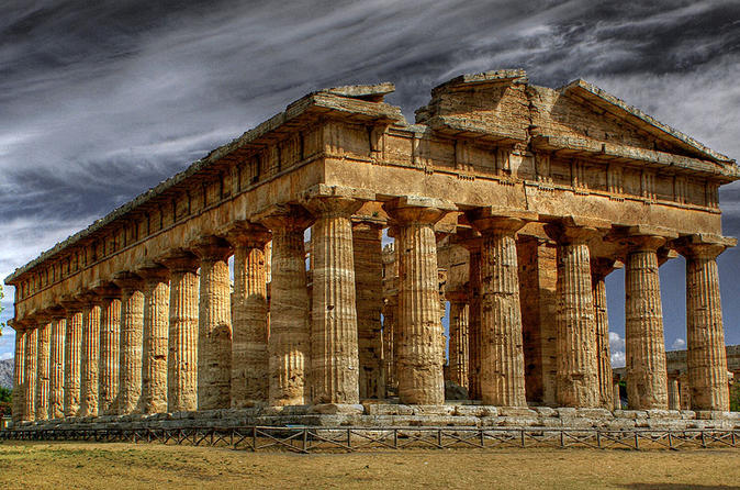 Salerno and Paestum Day Tour from Sorrento