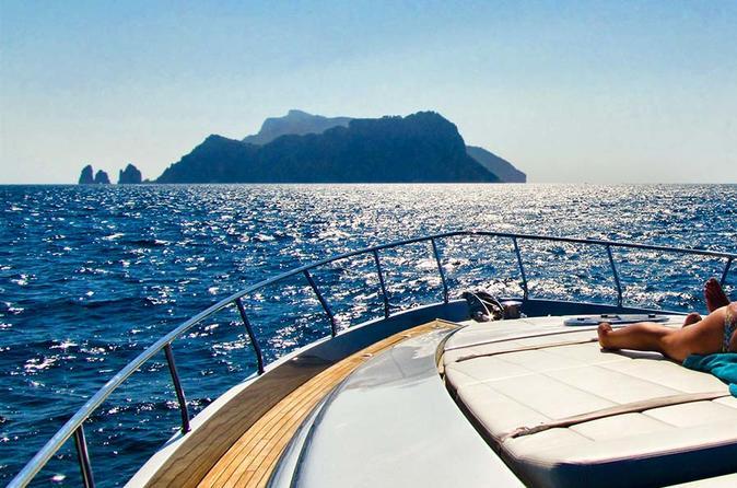 Semi-Private: Discover Sorrento And Capri - From Amalfi