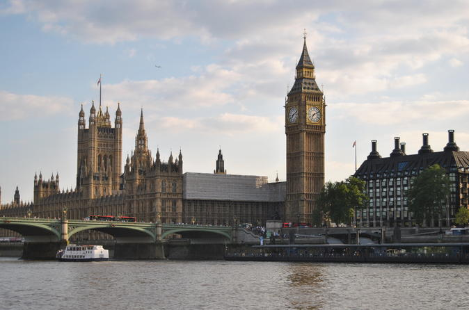 Private Tour: Chauffeur-Driven Sightseeing Tour of London