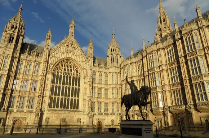 Private Tour: Sightseeing Walking Tour of London