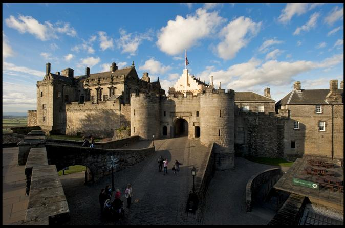 Stirling castle and the secrets of the old town in stirling 298647