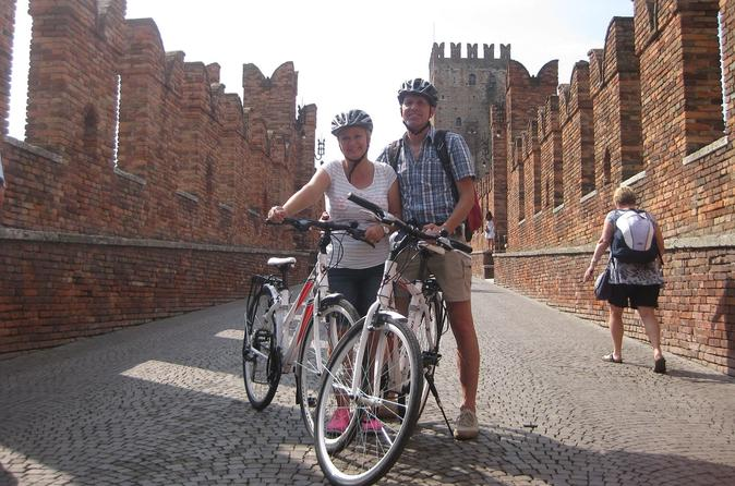 Verona afternoon city bike tour in verona 269409