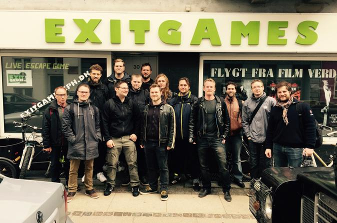 ExitGames: Escape Game-Erlebnis in Kopenhagen