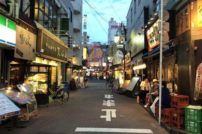 Tokyo Food Tour - Retro Akabane Tour - Izakaya Experience