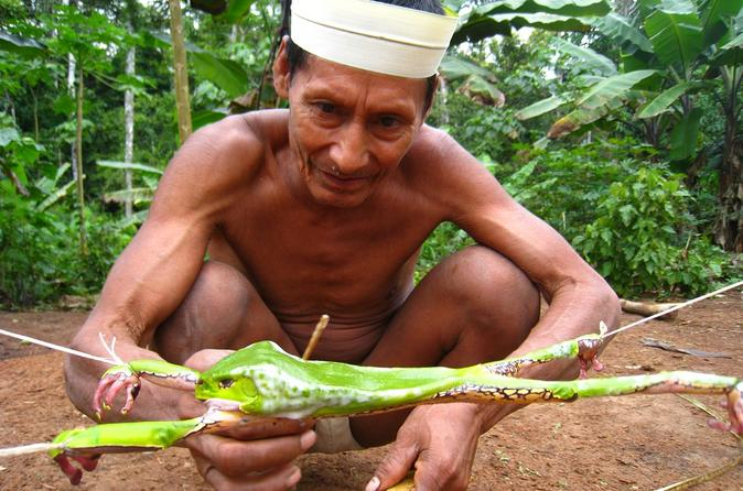 15-Day Expedition to the Matses Indigenous Territory