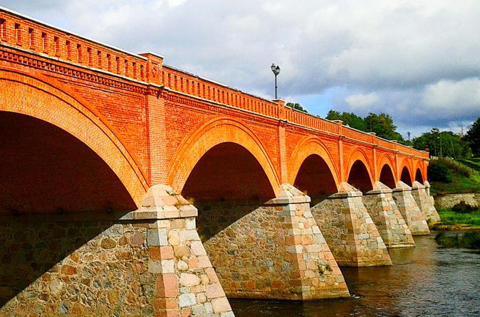 Full-Day Tour to Kuldiga from Riga