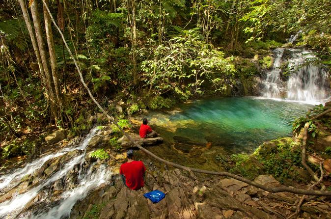 Full day waterfall expedition at mayflower bocawina national park in dangriga 230894