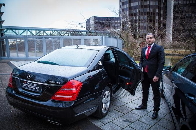 Private transport to or from Frankfurt airport