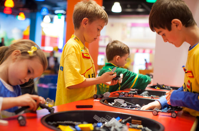 LEGOLAND® Discovery Center Boston Admission Ticket