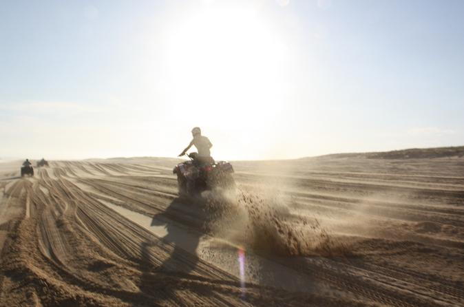 Quad bike combo tour with sand dune riding and sygna shipwreck in williamtown 206876