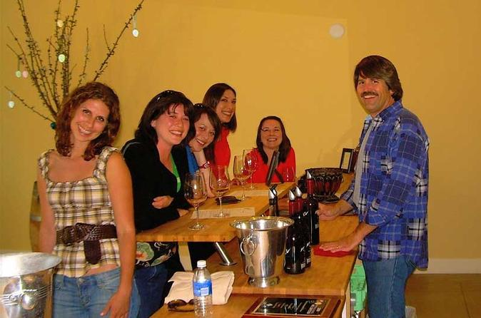 Hop on hop off wine tasting tour from paso robles in paso robles 218742